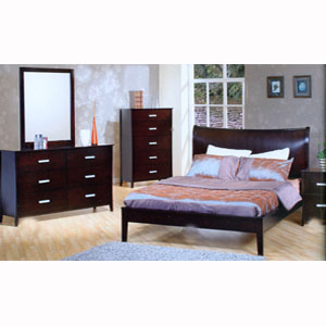 Platform beds zurich bedroom collection 200300q co for Bedroom furniture zurich