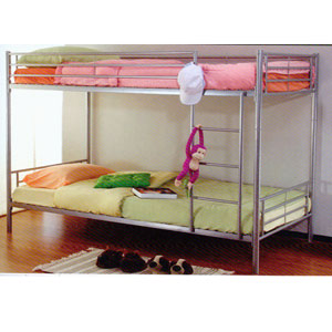 Swan Twin/Twin Bunk Bed 2016 (A)