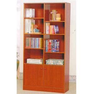 Bookcase w/Door 2703_ (ABC)