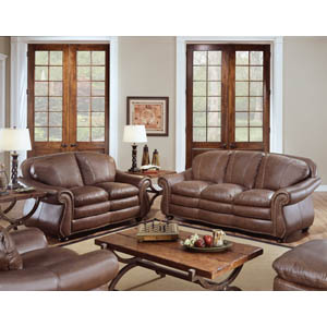Panhandle Plains Furniture Set 27055Set (SF)