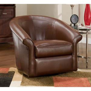 Merkel Accent Chair 27070Black (SF)