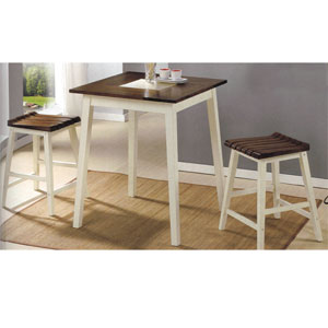3 Pc Pack Counter Height Dining Set 2990 (A)