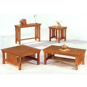 Coffee Table Mission Oak Coffee Table 3026 Co