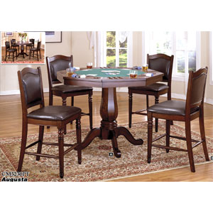 Augusta Game/Pub Table Set CM3230PT/PC (IEM)