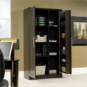 HomePlus Jumbo Storage Cabinet in Dakota Oak 385895(CMXFS)