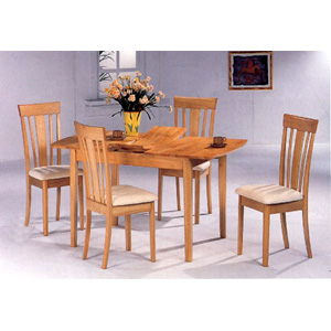 Shaker 5 Pc Dining Set 4267/4358 (PFS)