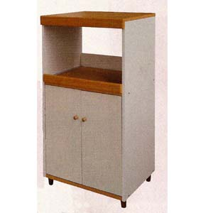 Microwave Cabinet With Outlet 4524 (PJFS35)