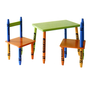 Astonishing Kids Table And Chair Sets 3 Piece Crayon Table Chair Set Ocoug Best Dining Table And Chair Ideas Images Ocougorg