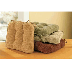 Donegal Tweed Chair Cushion 4641_(GHF)