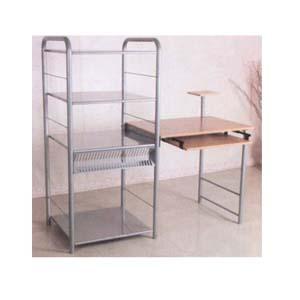 Compuer Desk w/Shelves 4982 (VL)