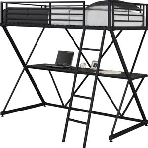 Dorel Home Products X-Loft Bunk Bed 544_(AMFS)