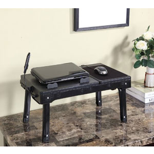 Multifunctional Laptop Table Stand With Cooling Fa 69A(KBfS)