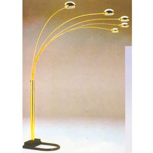 floor lamps spider arch floor lamp 7002 ml. Black Bedroom Furniture Sets. Home Design Ideas
