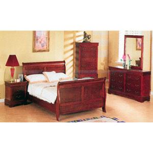 bedroom furniture 5 piece queen size bedroom set 7048q