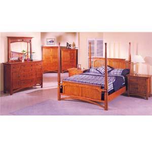 Queen/Eastern King 5-Piece Bedroom Set 7090_ (IEM)