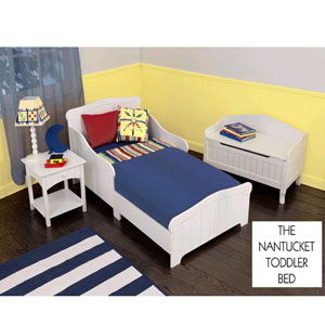 Childrens Theme Bedroom Sets Nantucket Toddler Bed 86621 Kk Elitedecore Com