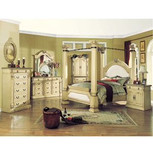 Bed Room Sets: Roman Empire Antique White Bedroom Set 9356 63 70 A ...