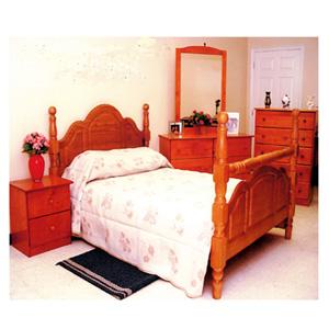 Modera 5pc BedRoom/Qn Bed 9400_(MD)