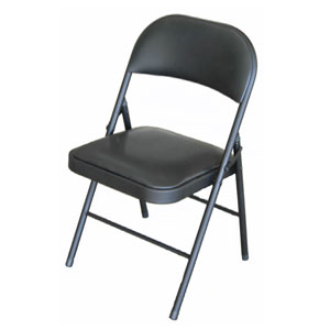 folding chairs deluxe folding chair 99812 lb
