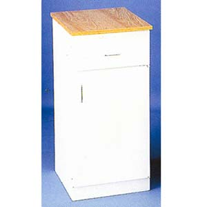 24�� Deep Insulated Metal Base Cabinet B2418R (ARC)