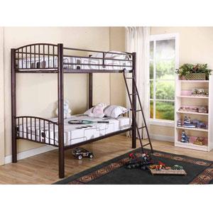 Institutional Bunk Bed Heavy Duty Dorm Metal Convertible Bunk Bed