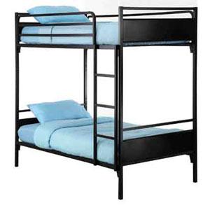 Institutional Bunk Bed Heavy Duty Dorm Bunk Bed B80 Kb
