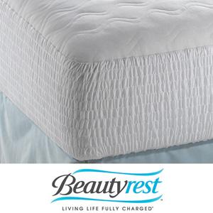 Beautyrest Cotton Top Mattress Pad 11756722(OFS)