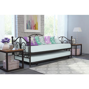 Bombay Metal Daybed and Trundle 4040X59(OFS)
