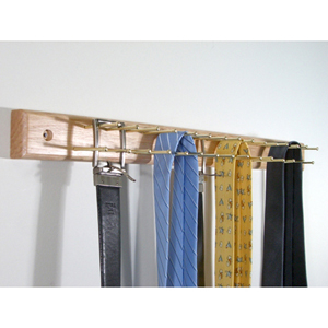 Home Essential tie hanger natural HG 16179 (PM)