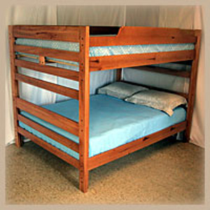 Bunk Beds: Aspen Queen Size Bunk Bed RU195_ RM @ elitedecore.com