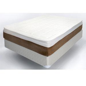 Serenity Pillow Top Memory Foam Mattress MAT-5712 (GL)