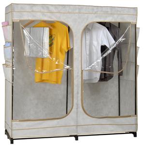 60 In. Portable Closet SC1007_(HDSFS)