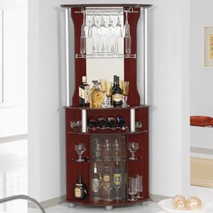 Hodedah Corner Bar with Wine Storage Talisma(HOFS)