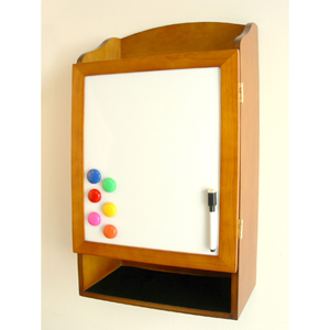 Organizer with Magnetic White Message Board WM16541 (PM)