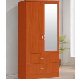 Hodedah 2 Door Armoire HI288(HOFS)