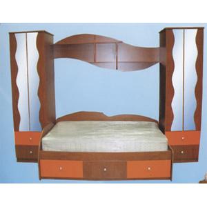Custom Made Bed Wall M-19(CT)