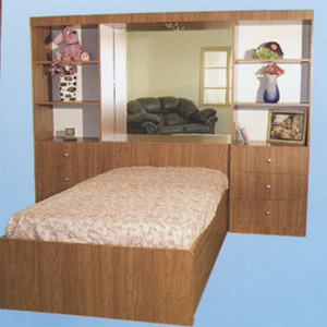 Custom Made Bed Wall M-20(CT)