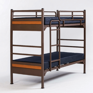 Institutional Bunk Bed Commercial Grade Platinum Series Bunk Bed