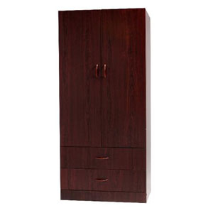 2-Door and 2-Drawer Wardrobe UF1472(UTD)