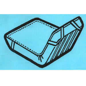 Slumber Soft Waterproof Mattress Pad (EAFS5)