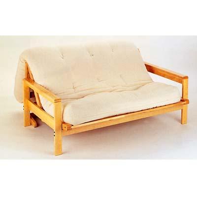 Futons Tonopah Wooden Futon Sofa Bed