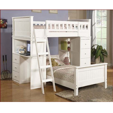 Swell Wooden Loft Beds Solid Wood Willoughby Twin Loft Bed 109 Pdpeps Interior Chair Design Pdpepsorg